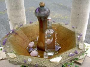 Unser schöner Brunnen